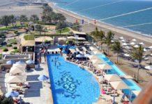 millenium resort in Mussanah Oman