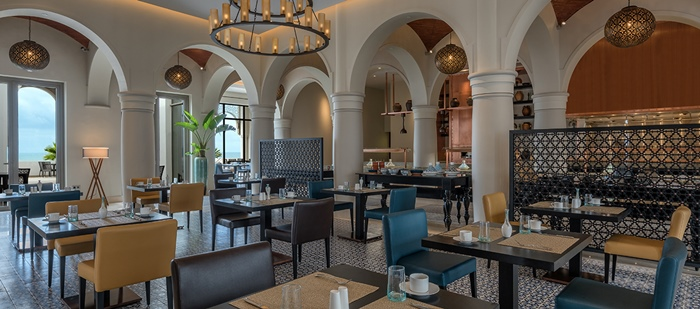 Hilton Tangier Al Houara Resort & Spa Argan Restaurant
