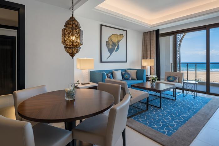 Hilton Tangier Al Houara Resort & Spa Grand Deluxe 2 Bedrooms - Living Room