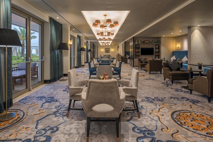Hilton Tangier Al Houara Resort & Spa Lounge
