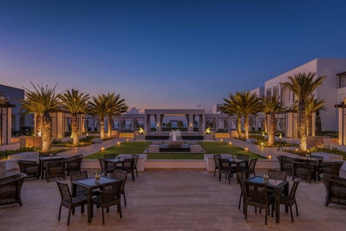 Hilton Tangier Al Houara Resort & Spa Patio
