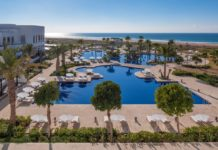 HILTON TANGIER AL HOUARA RESORT & SPA