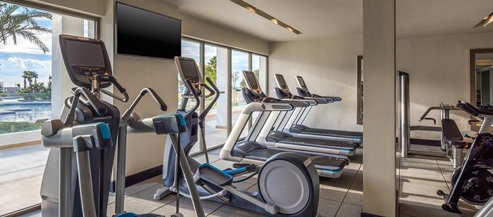 Hilton Tangier Gym