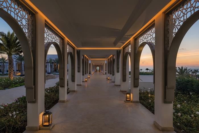 Hilton Tangier Patio