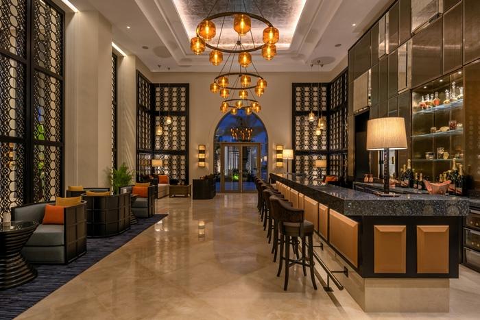 Hilton Tangier Resort Lobby Bar