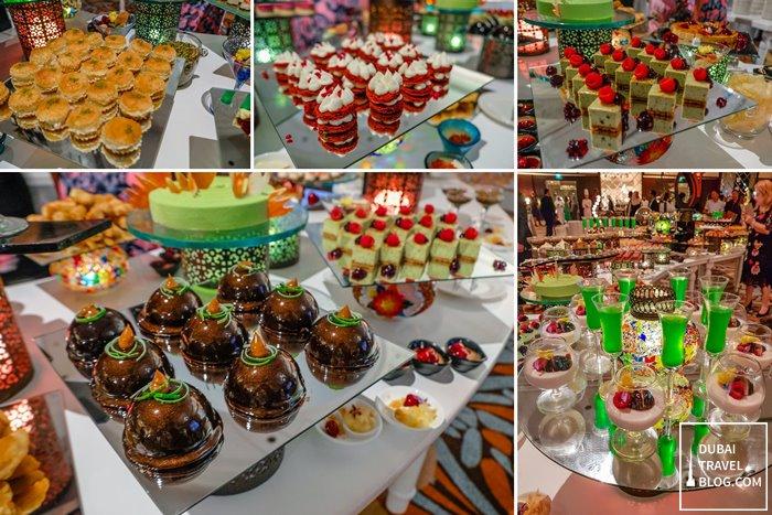 desserts roda al bustan
