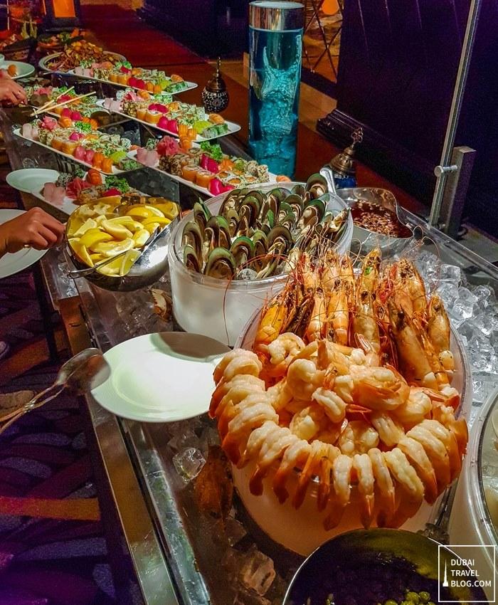 iftar roda al bustan