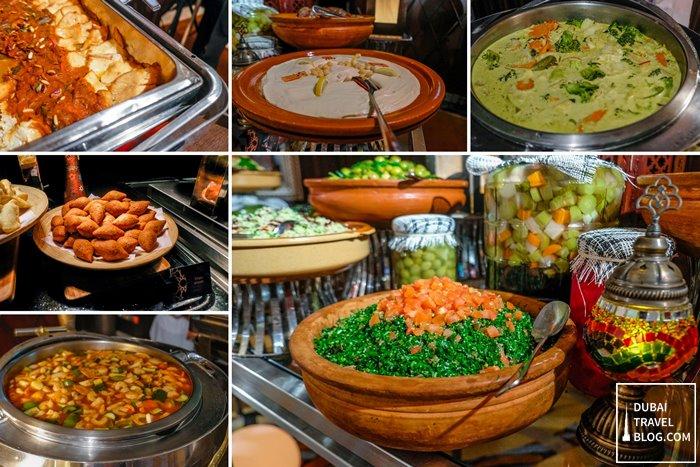 roda al bustan iftar offer