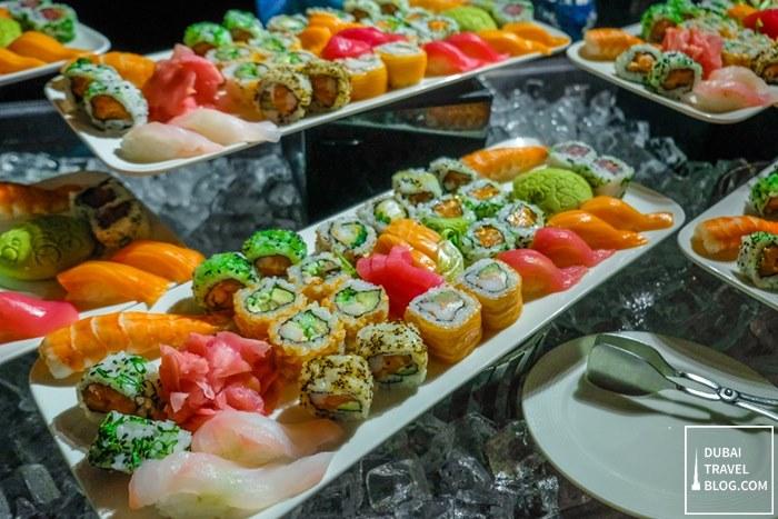 sushi roda al bustan