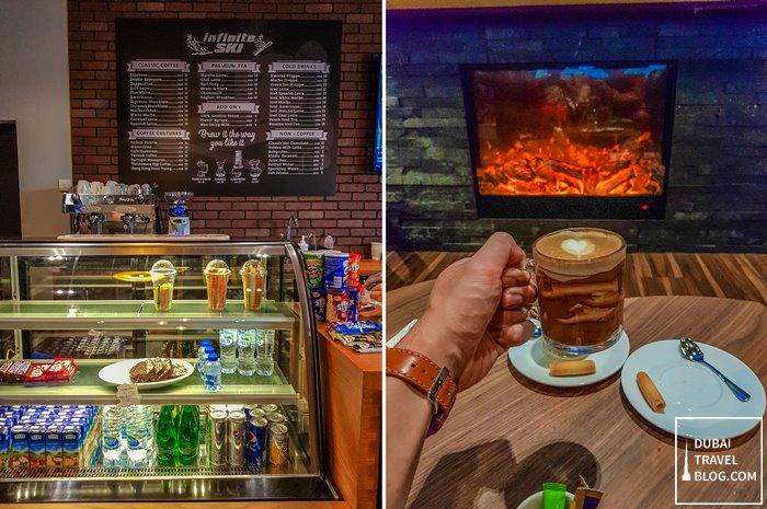 cafe at infinite ski al quoz
