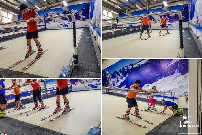 dubai infinite ski al quoz