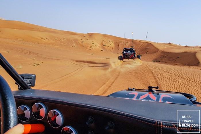 desert fox dune buggy