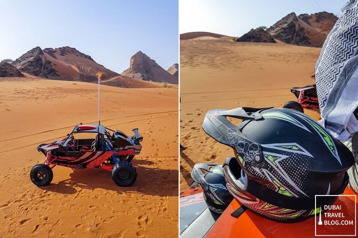 dune buggy desert dubai