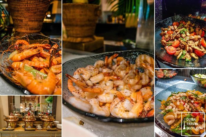 ewaan seafood buffet