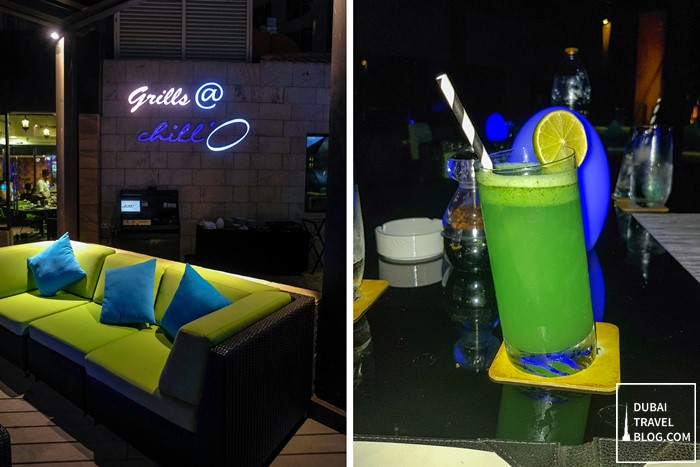 grills chillo pool bar