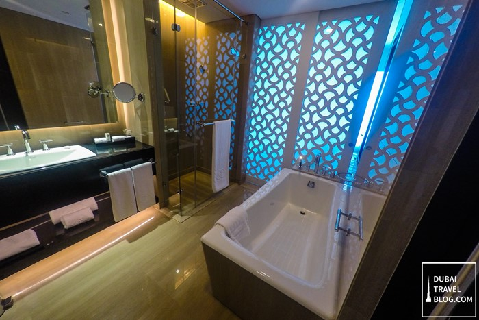 luxury bathroom sofitel abu dhabi corniche