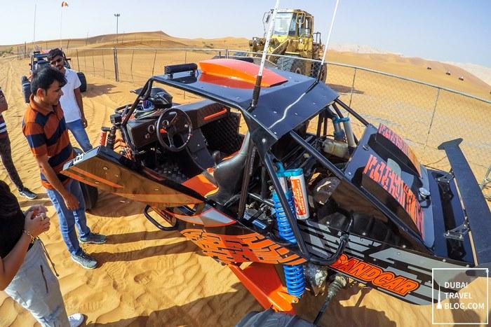 ride desert fox sand rail