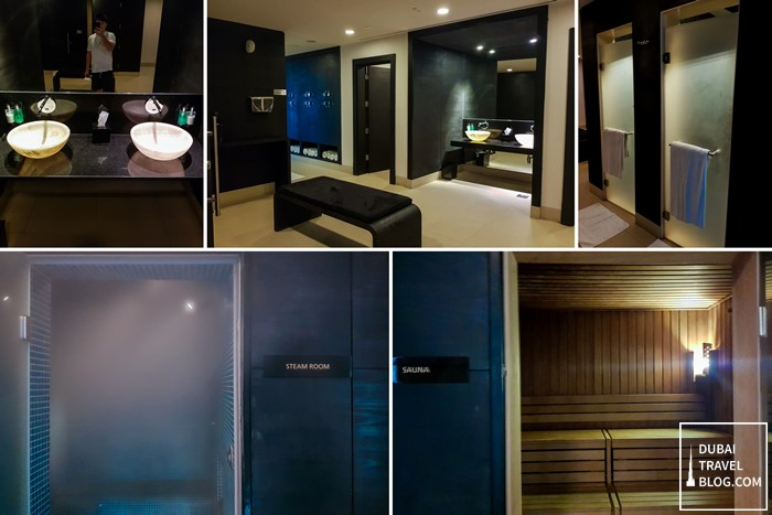 sofitel abu dhabi spa sauna steam