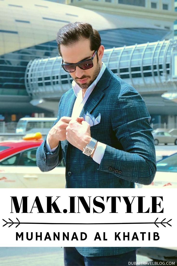 Muhannad Al Khatib MAK.Instyle