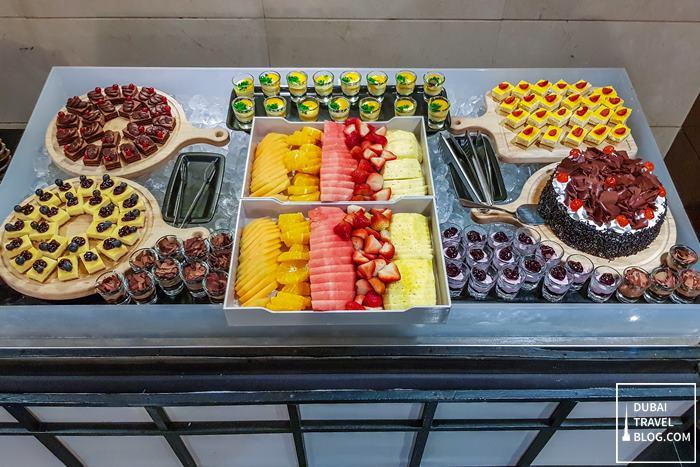 minato restaurant desserts