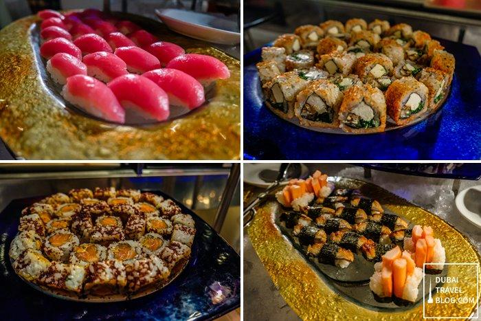 sushi pergolas