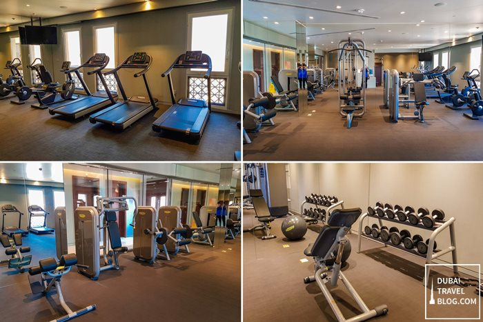 Hyatt Place Dubai Wasl District Fitness centre