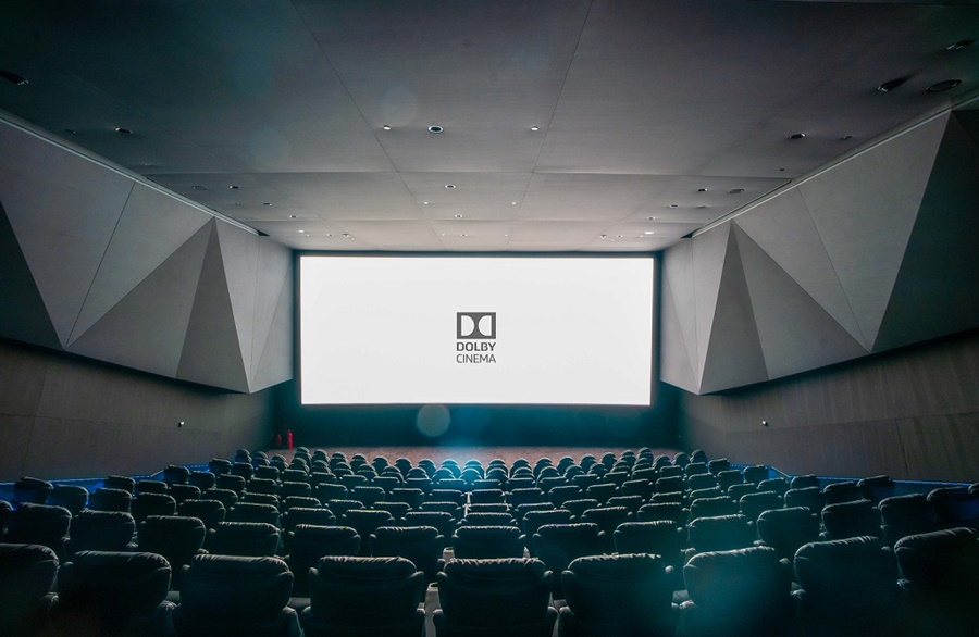 Reel Cinemas' Al Ghurair Centre is now fully open (Dolby)