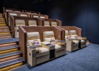 Reel Cinemas' Al Ghurair Centre is now fully open (Platinum Suites 2)