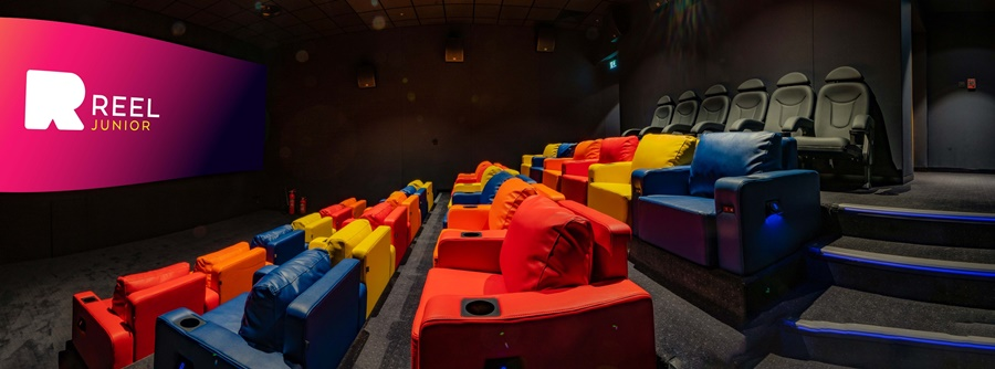 Reel Cinemas' Al Ghurair Centre is now fully open (Reel Junior)