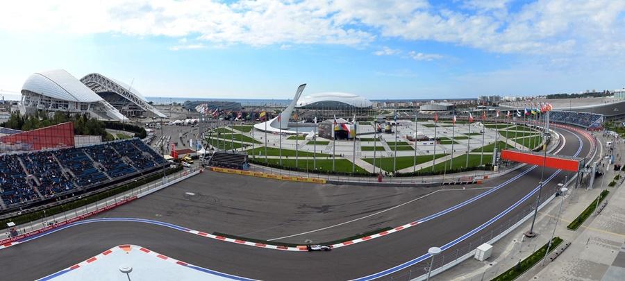 Sochi Formula One