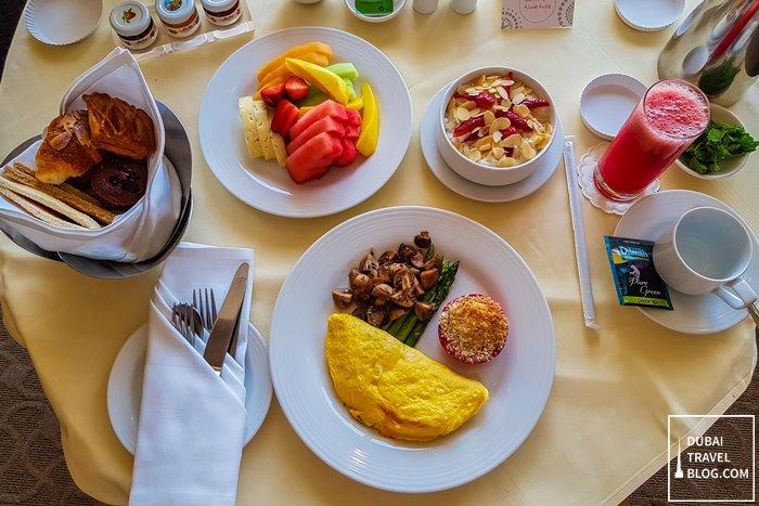 Swissness Breakfast Swissotel Al Ghurair