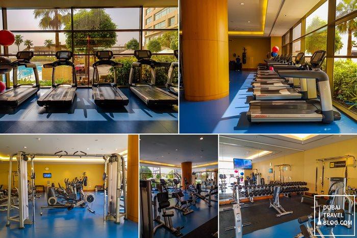 Swissotel Al Ghurair Gym