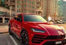 drive a Lamborghini dubai