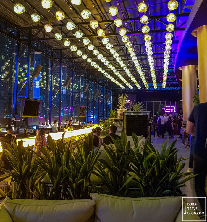 AER Dubai DIFC bar
