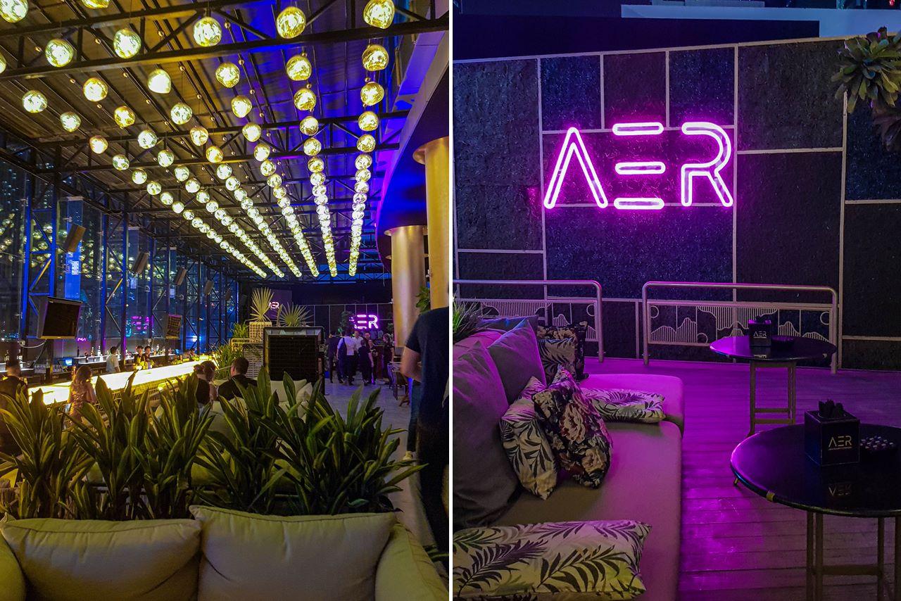 A E R Dubai An Experience To Remember At Difc Dubai Travel Blog