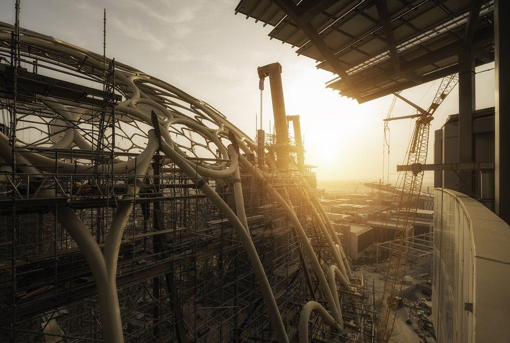 Al Wasl Dome Expo Dubai