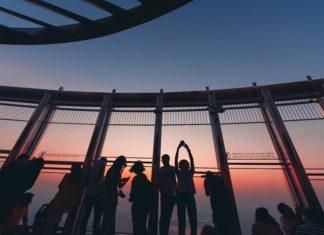 Enjoy pristine sunrise views At the Top Burj Khalifa