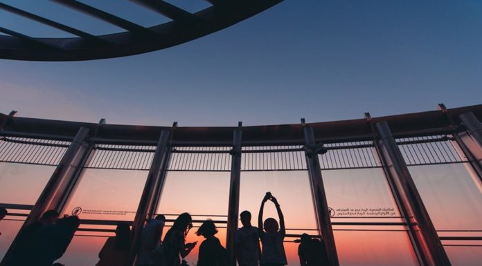 Enjoy pristine sunrise views At the Top Burj Khalifa