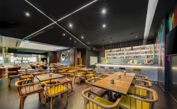 Hyatt Place Dubai Wasl District Focus Bar
