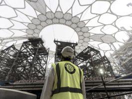 building Al Wasl Dome Expo Dubai