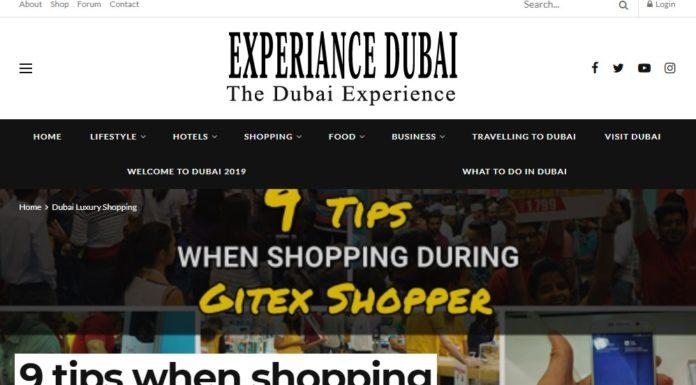copy and paste blogger dubai
