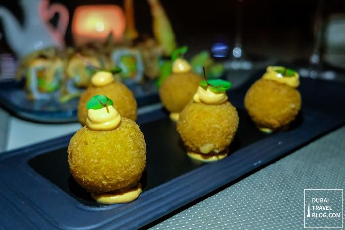 croquettes 3bk dubai restaurant