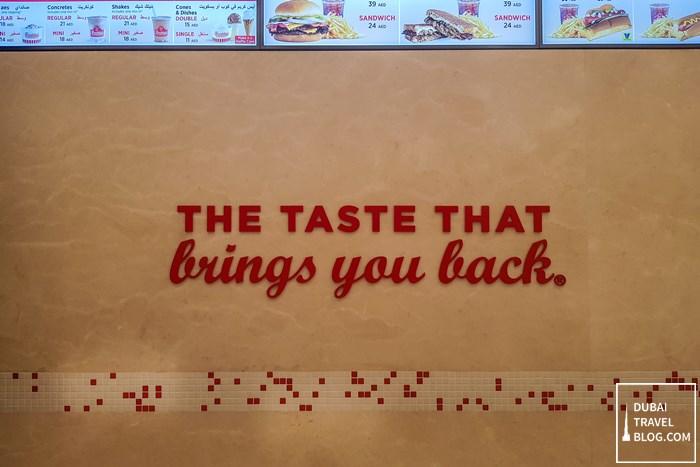 freddys usa dubai mall burger