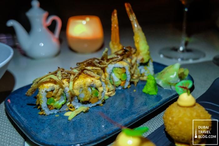spicy prawn tempura 3bk dubai