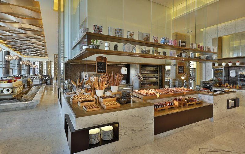 Abu Dhabi Street Food in Marriott Al Forsan