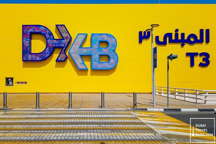DXB Airport Terminal 3