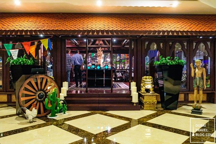 bambooda dubai entrance