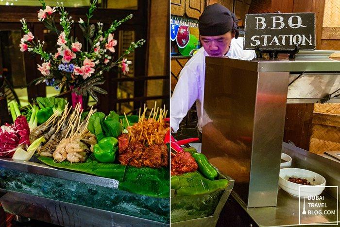 bambooda dubai restaurant