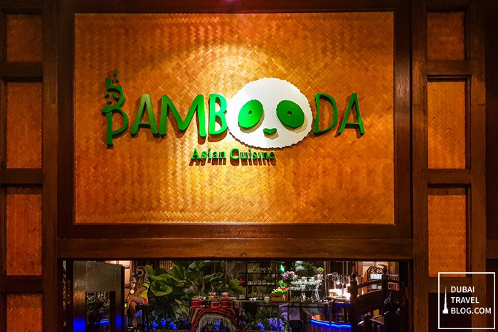 bambooda dubai uae