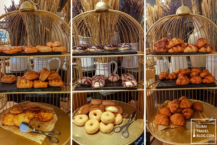 donuts pastries eat and meat dubai